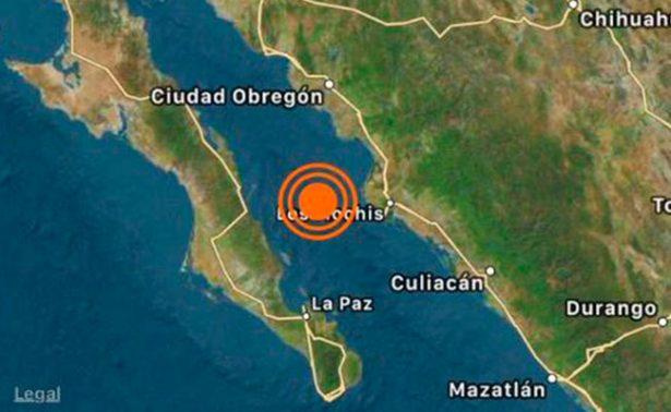 Reportan sismo de 5.5 grados en Sonora