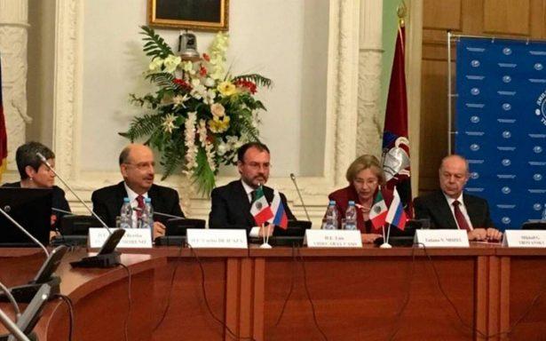 Rusia no interviene en las elecciones de México, reitera viceministro