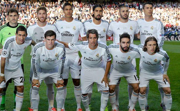 ¡Felices 115 años al Real Madrid!