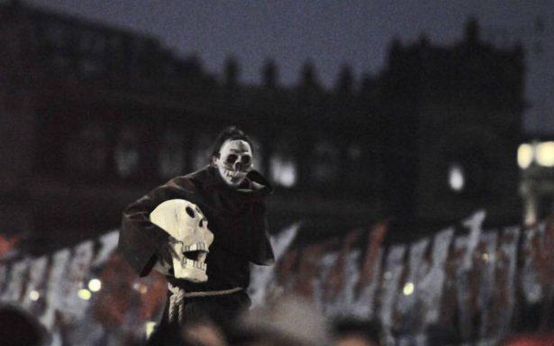 Delincuentes aprovechan el Día de Muertos para disfrazarse y robar