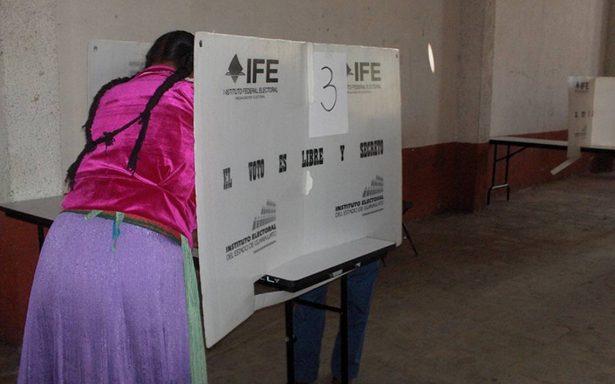 Votan más en el campo que en las ciudades: INE