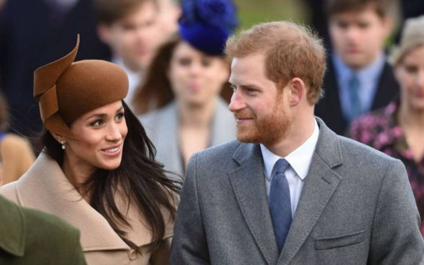 """El príncipe Harry revela que su prometida Meghan pasó una Navidad """"fantástica"""""""