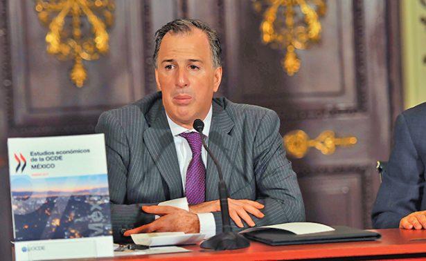Participará Meade en Reunión de Ministros de Finanzas, en Alemania