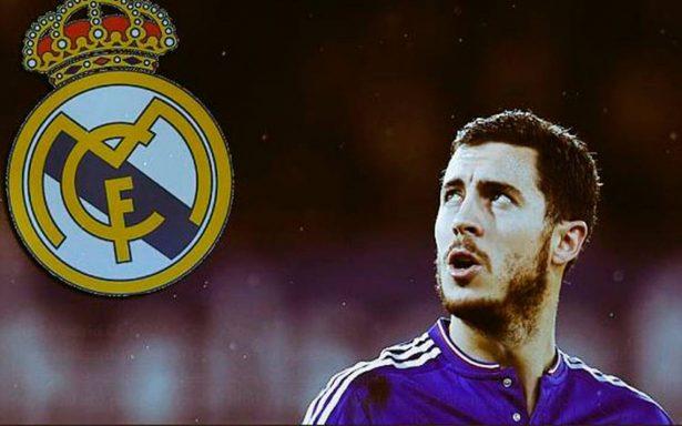 Hazard no renueva contrato con Chelsea a la espera del Real Madrid