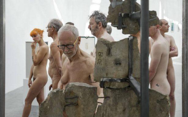 Arte al desnudo: museo de París abre a nudistas