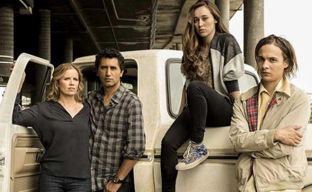 """Actor de """"Fear Walking Dead"""" va al dentista en Tijuana"""