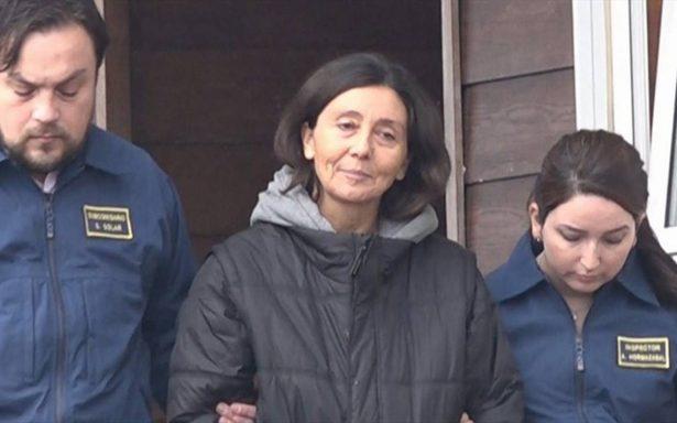 Extraditan a México a española secuestradora vinculada al 'Comandante Emilio'