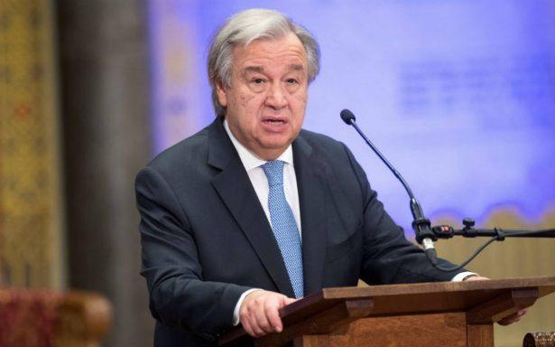 ONU lanza 'alerta roja' por peligros que amenazan al planeta en 2018