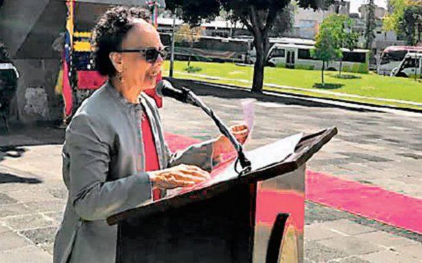 Aumenta tensión: SRE cita a embajadora de Venezuela
