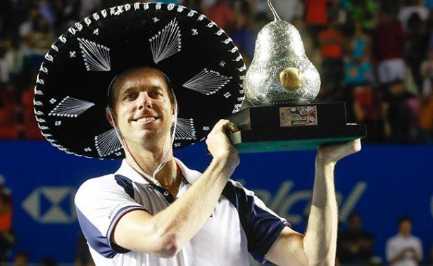 Sam Querrey  derrota a Nadal en el Abierto Mexicano de Tenis 2017