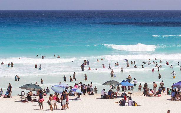 Cancún llega a ocupación hotelera del 90%