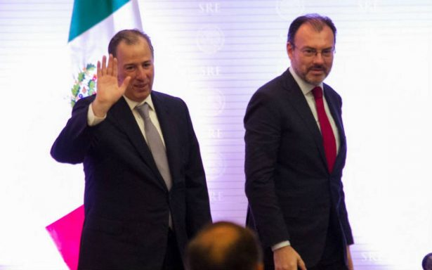 Videgaray aclara que no 'destapó' a Meade