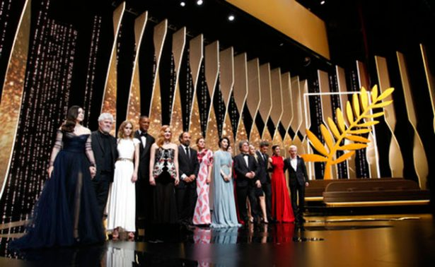 ¡Así se vivió inauguración del 70 aniversario de Cannes!