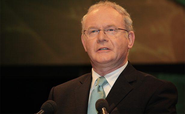 Fallece Martin McGuinness, exdirigente histórico del IRA
