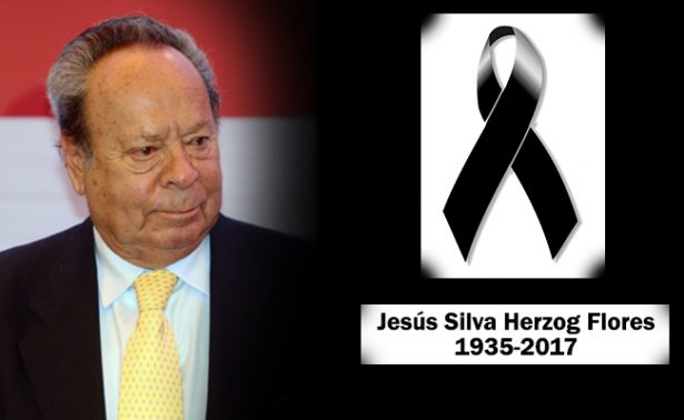 Políticos y académicos dan el último adiós a Jesús Silva-Herzog Flores