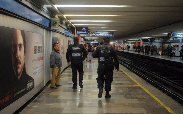 En 2017 van 39 'muertes naturales' y 28 suicidios en el Metro de la CDMX