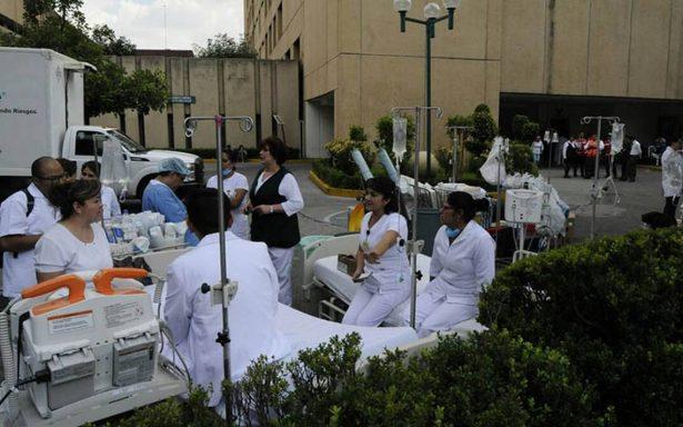 IMSS e ISSSTE abren servicio de emergencia a toda la población