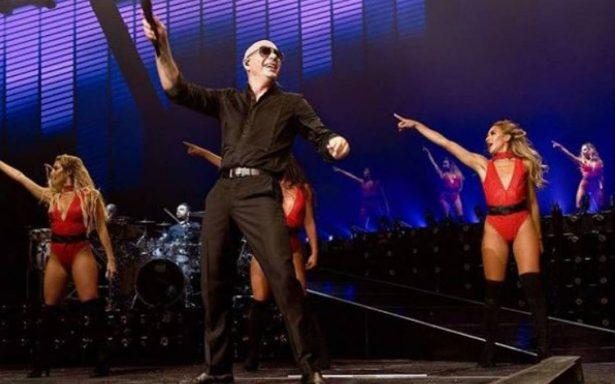 Pitbull despedirá el año con espectáculo en Miami