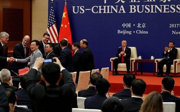 Trump prepara duras sanciones comerciales contra China: Washington Post