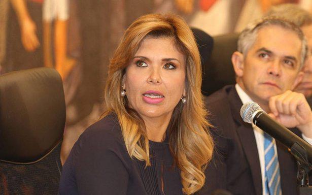 Claudia Pavlovich solicita al Congreso de Sonora no discutir iniciativa de reforma al fuero constitucional