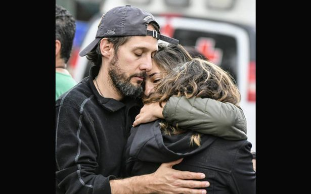 Familiares de víctimas en Álvaro Obregón niegan sepultar sus esperanzas entre los escombros