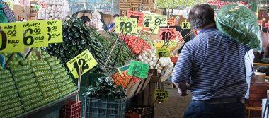Inflación desciende 4.69% en primera quincena de abril, su menor nivel en 14 meses