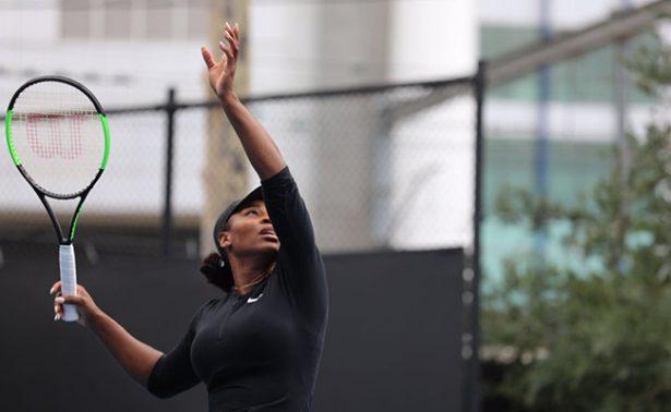 Serena iba al Abierto Indian Wells y al de Miami pero se lastimó la rodilla