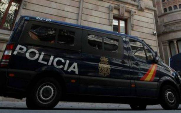 De película. Veintena de encapuchados irrumpe en hospital de España para liberar a narco