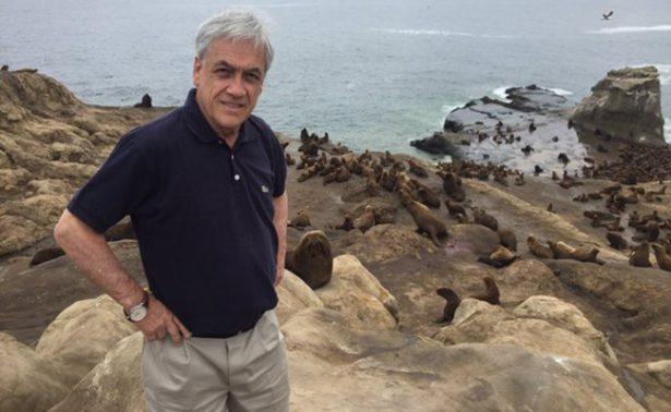 Según sondeo Piñera lidera preferencias para próxima elección presidencial