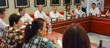 Instalan en Campeche grupo de trabajo para atender a víctimas del delito