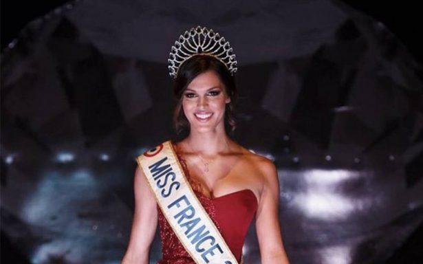 Concurso Miss Francia denunciará violencia contra mujeres