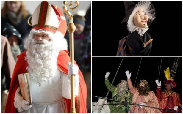 Reyes, santos o brujas: ¿Quién trae los regalos por Navidad?