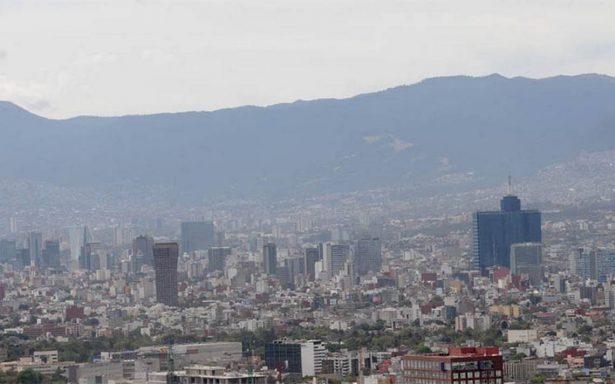 Hay mala calidad del aire al norte y centro del Valle de México