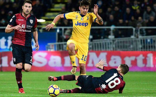 Se encienden las alarmas en Juventus por lesión de Dybala