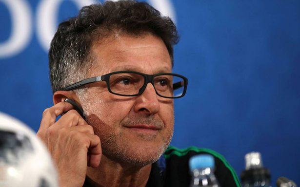 Juan Carlos Osorio, a horas de oficializar su salida del Tricolor