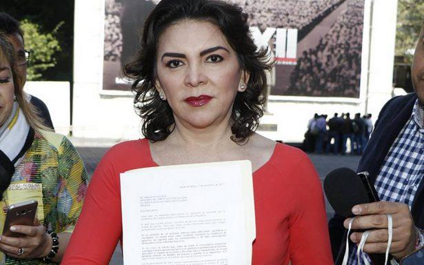 Ivonne Ortega busca inclusión de aspirantes a Presidencia antes de convocatoria del PRI