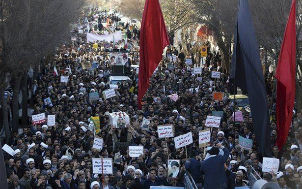 Anuncian fin de levantamientos armados en Irán