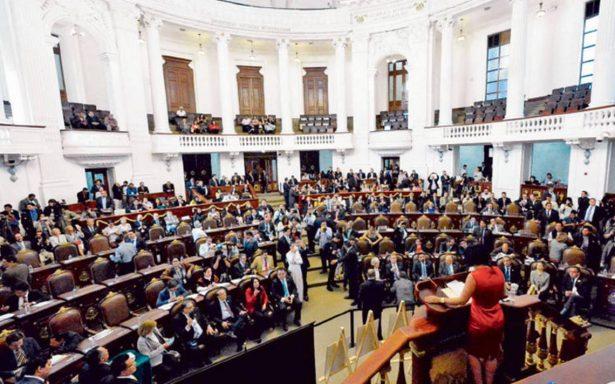 Primer Congreso de la CdMx modificará Ley de Reconstrucción