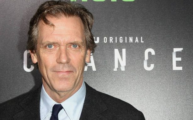"Hugh Laurie regresa con una nueva temporada de ""Chance"""