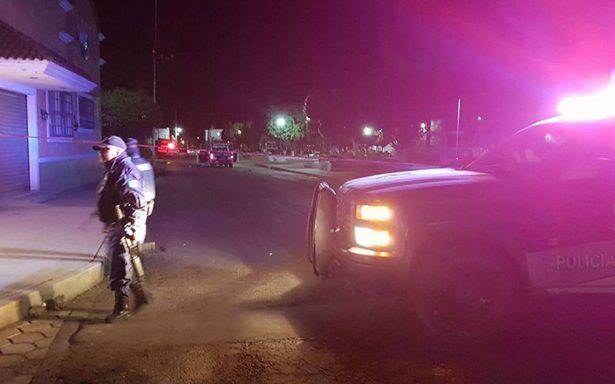 Presuntos huachicoleros masacran a balazos a dos policías en Puebla