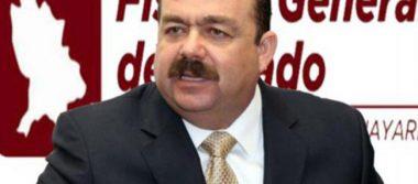 """Sandoval, indignado por """"doble personalidad"""" del fiscal Veytia"""