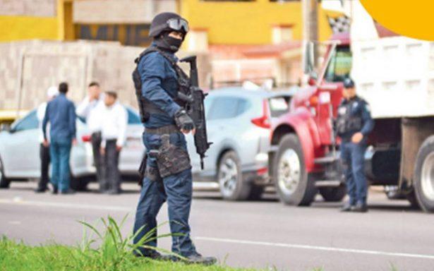 Subejercen fondos de seguridad en Veracruz; benefician 17 municipios
