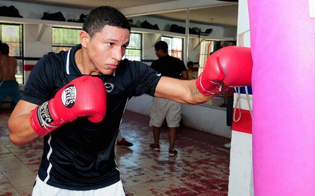 "El campeón mundial superpluma, Miguel ""Alacrán"" Berchelt  enfrentará a Cristian ""Diamante"" Mijares"