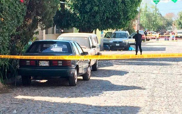 Ejecutan a tres abordo de su camioneta en Tlaquepaque, Jalisco