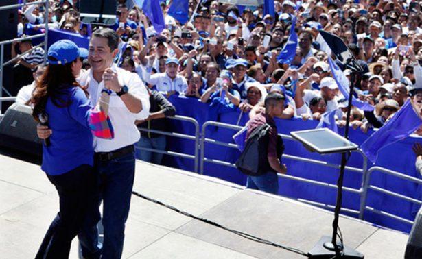 Celebran elecciones primarias en Honduras; Presidente busca ser abanderado