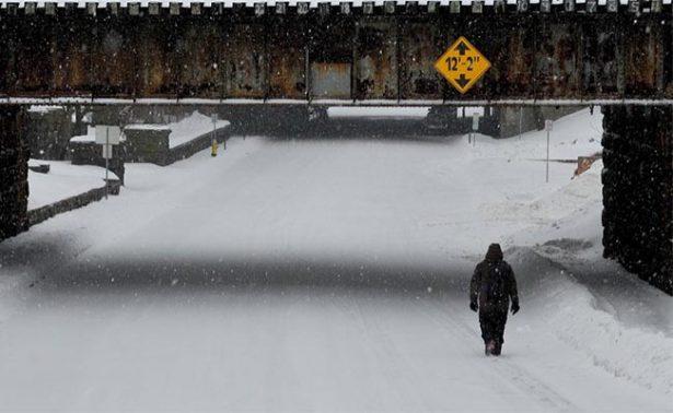 Tras tormenta invernal, Estados Unidos sufre gélidas temperaturas