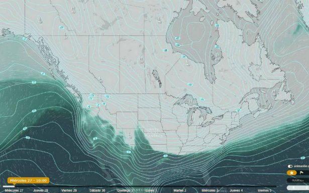 Sin precedentes, ola de frío azota Canadá