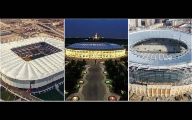 Rusia 2018, una aventura kilométrica para el Tricolor