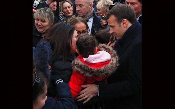 Macron pierde apoyo y queda por debajo en los rankings