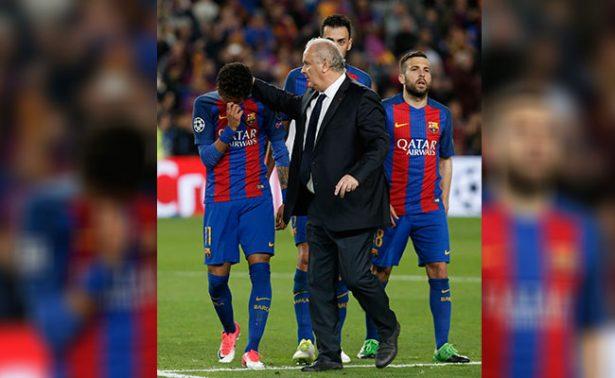 El Barça empata contra Juventus y queda fuera del campeonato